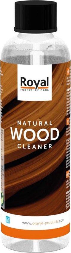 Oranje Natural Wood Cleaner 250ml - hout reiniger