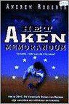 Aken-memorandum
