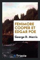 Fenimore Cooper Et Edgar Poe