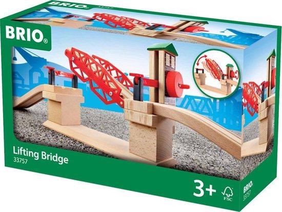 Afbeelding van BRIO Ophaalbrug - 33757 speelgoed