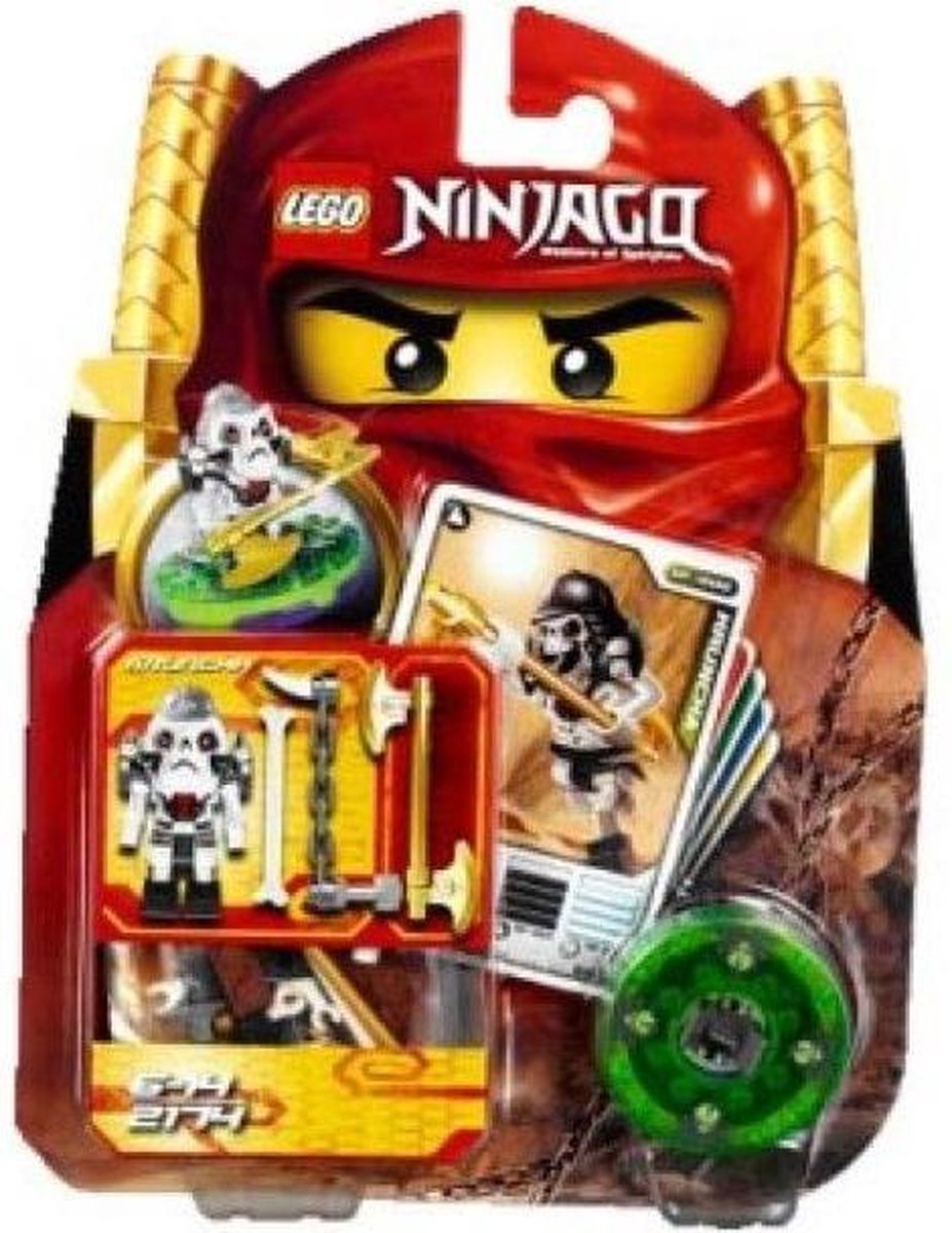 LEGO NINJAGO Kruncha - 2174