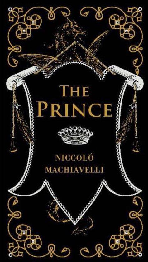 Boek cover The Prince (Barnes & Noble Collectible Classics van Niccolò Machiavelli (Onbekend)