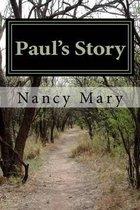 Boek cover Pauls Story van Nancy Mary