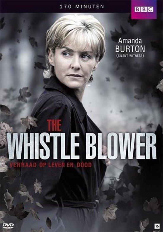 Cover van de film 'Whistle Blower'