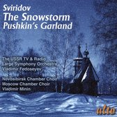 Sviridov: The Snowstorm; Pushkin's Garland