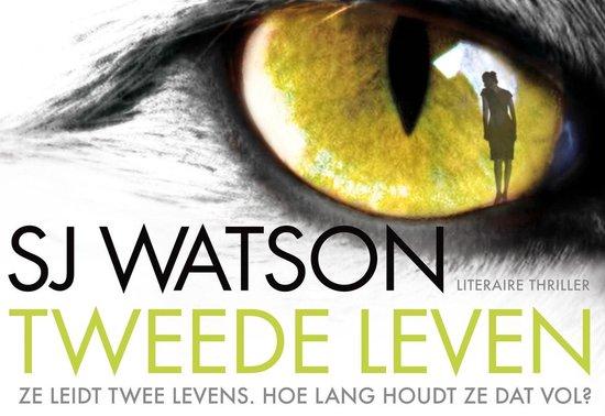 Dwarsligger - Tweede leven - S.J. Watson  