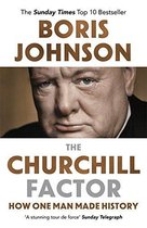 Boek cover Churchill Factor van Boris Johnson (Paperback)