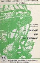 La république unie du Cameroun