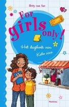 For Girls Only! - Het dagboek van Kato