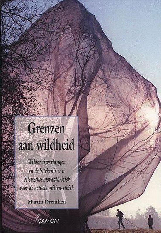 Cover van het boek 'Grenzen aan wildheid / druk 1'