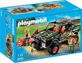 PLAYMOBIL Wild Life Pickup 4x4 - 5558
