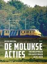 Boek cover De Molukse acties van Peter Bootsma (Paperback)