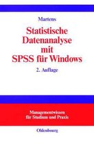 Statistische Datenanalyse Mit SPSS Fur Windows