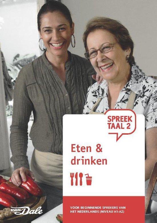 Boek cover SpreekTaal 2 Eten & drinken van Martijn Baalman (Paperback)