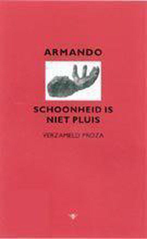 Schoonheid is niet pluis - Armando pdf epub