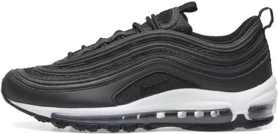 Nike Air Max 97 Sneaker Dames Sneakers - Maat 38 - Vrouwen - zwart/wit