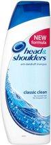 Head And Shoulders Shampoo Classic Clean