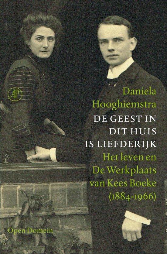 De geest in dit huis is liefderijk - Daniela Hooghiemstra | Fthsonline.com