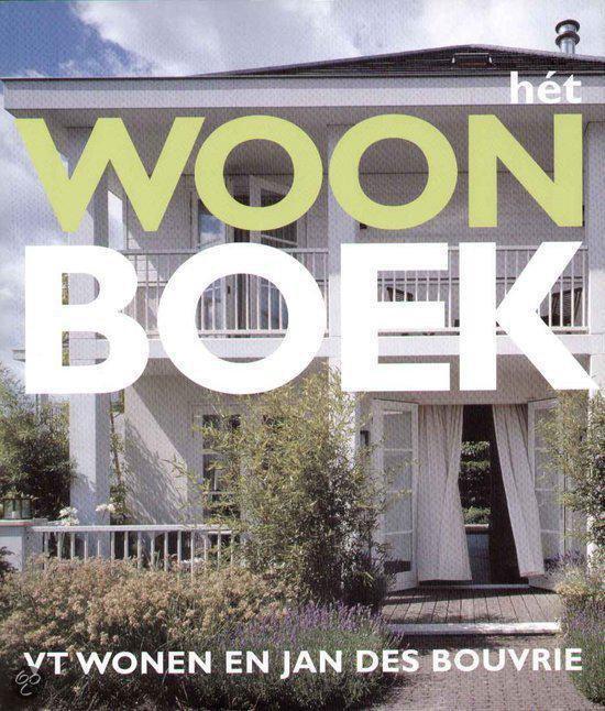 Het Woonboek - Jan des Bouvrie  