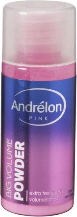 Andrelon PINK Big Volume Poeder