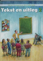 Boek cover Tekst en uitleg 2 van M. Goossens