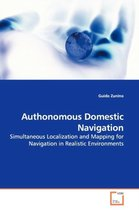 Authonomous Domestic Navigation