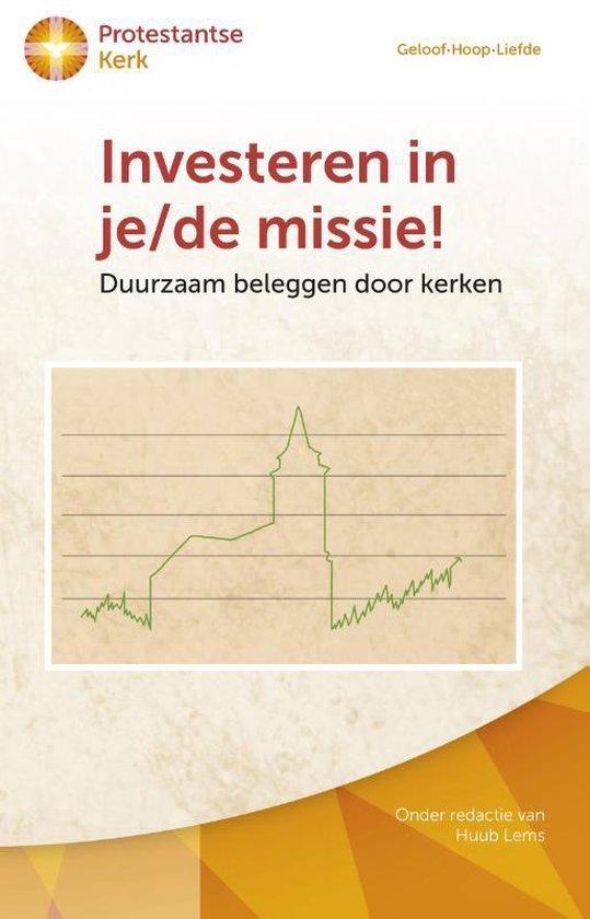 Investeren in je/de missie - Huub Lems pdf epub