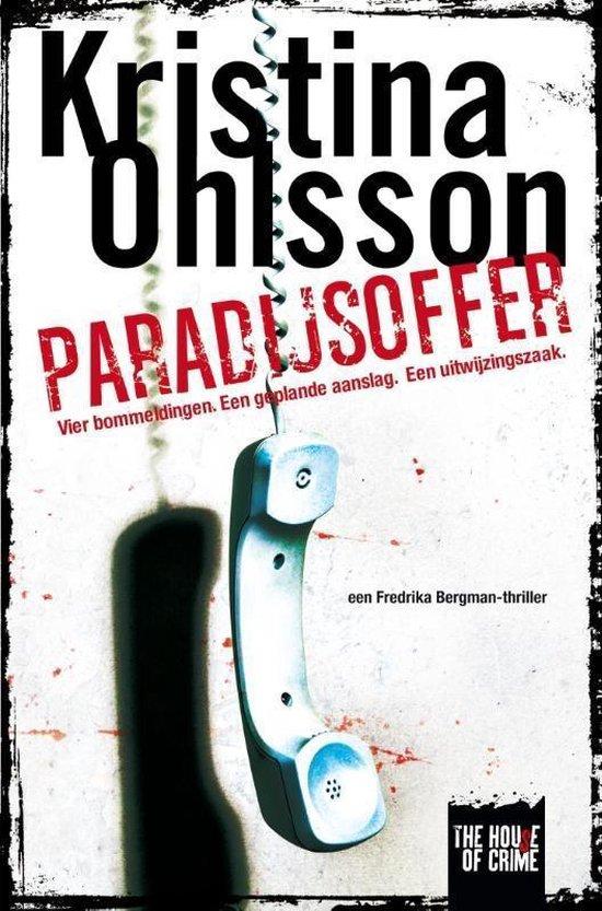Paradijsoffer - Kristina Ohlsson |