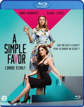A Simple Favor (Blu-Ray)