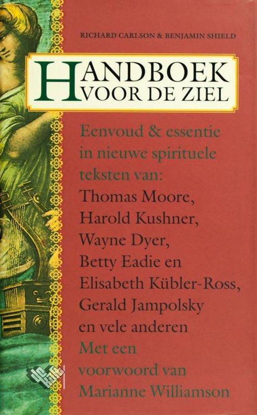 Handboek voor de ziel - Thomas Moore pdf epub