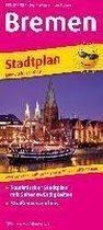 Bremen. Stadtplan 1 : 16 000