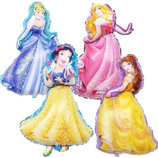 Disney Prinsessen Ballonnen - Kinderfeest - Meisje - Verjaardag - Prinsessen Feestje