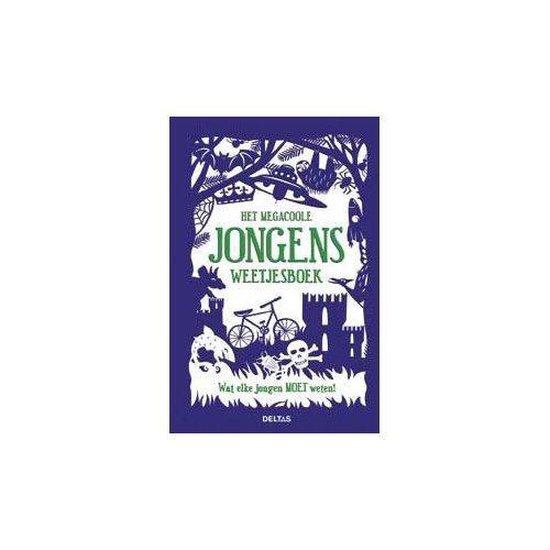 Het megacoole jongens weetjesboek - Lottie Stride   Readingchampions.org.uk