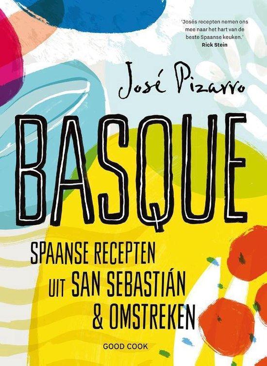 Basque - José Pizarro |