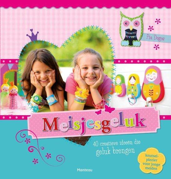 Boek cover Meisjesgeluk van Pia Deges (Hardcover)