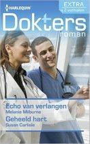 Doktersroman Extra 66 - Echo van verlangen ; Geheeld hart