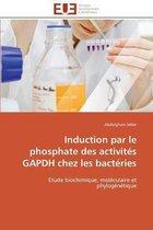 Induction Par Le Phosphate Des Activit�s Gapdh Chez Les Bact�ries