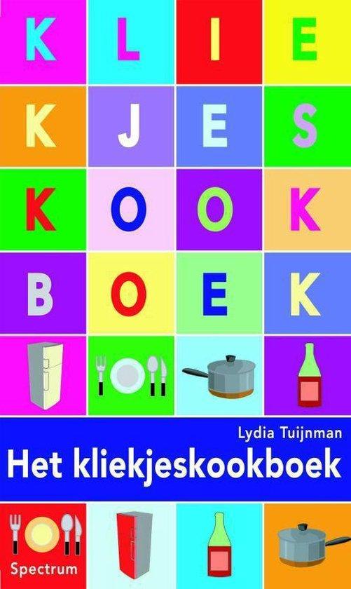 Kliekjeskookboek