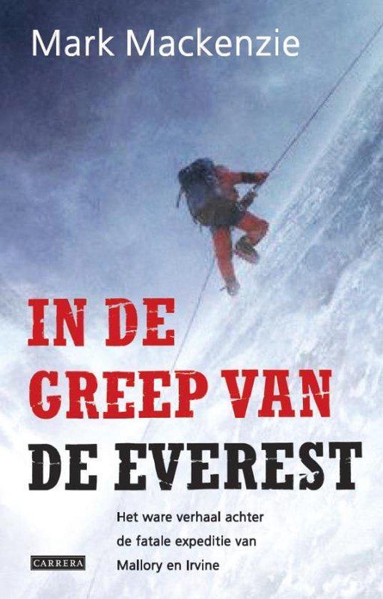 In de greep van de Everest - Mark MacKenzie  