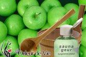 Saunageur Opgiet groene Appel 100 ml