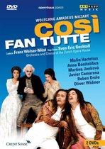 Wolfgang Amadeus Mozart - Cosi Fan Tutte (Zurich, 2009)