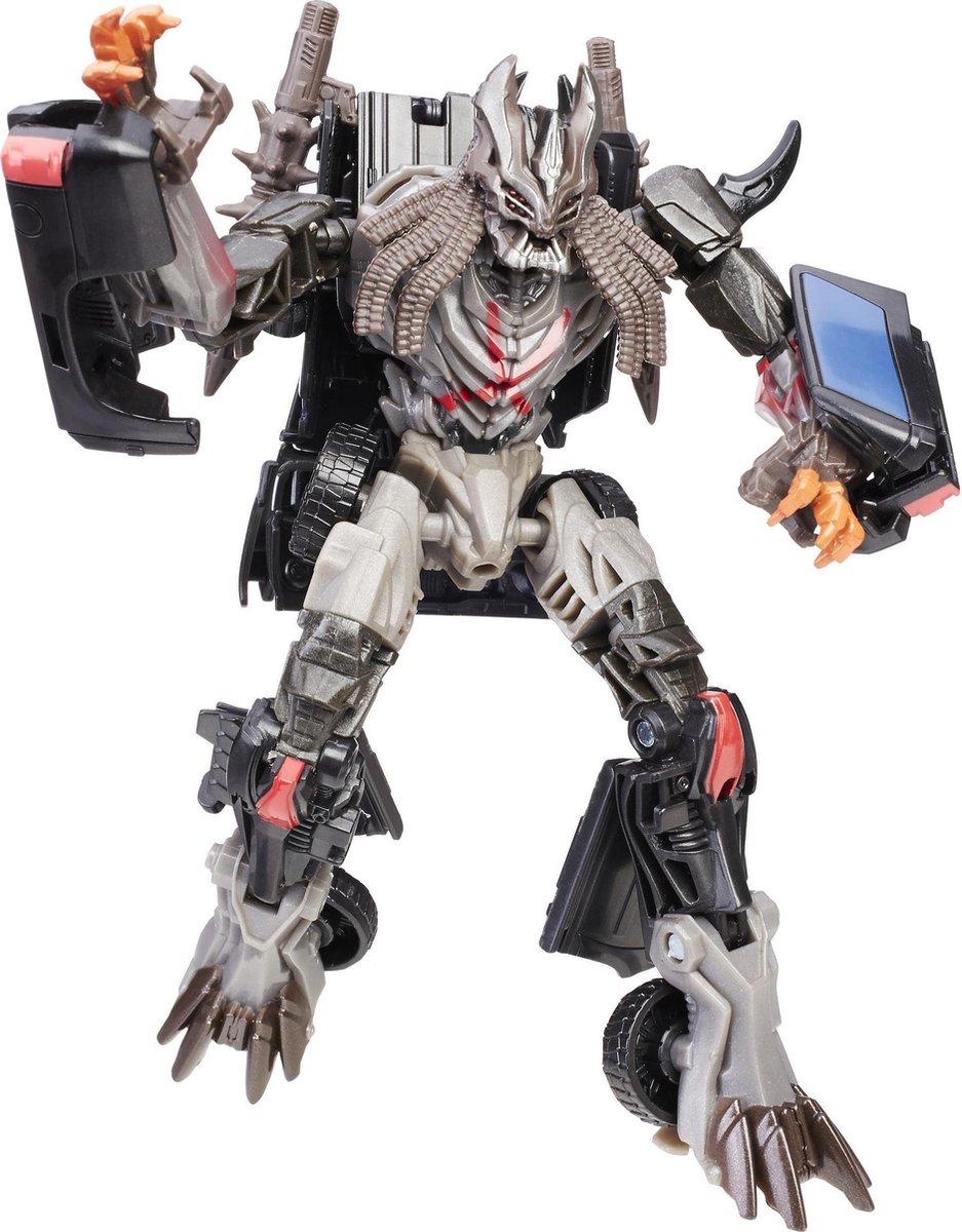   Transformers Deception Berserker Actiefiguur