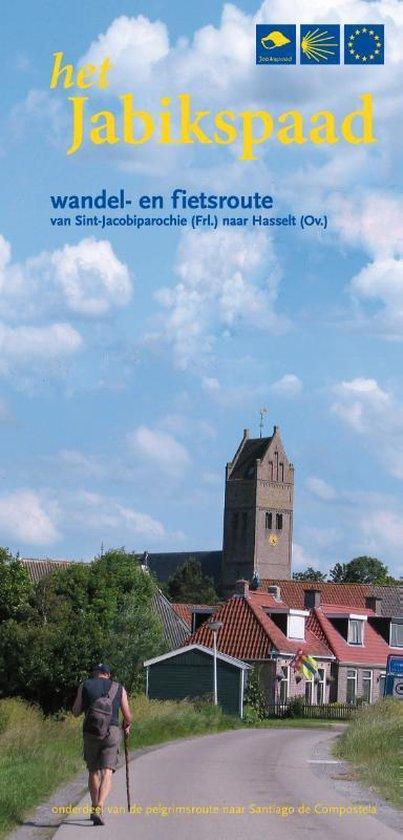 Boek cover Het Jabikspaad van Stichting Jabikspaad Fryslân (Paperback)