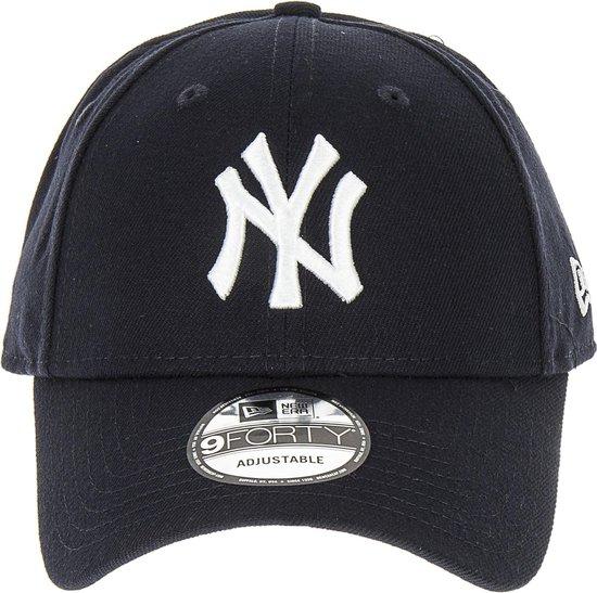 New Era Cap 9FORTY New York Yankees - One size - Unisex - Zwart - New Era