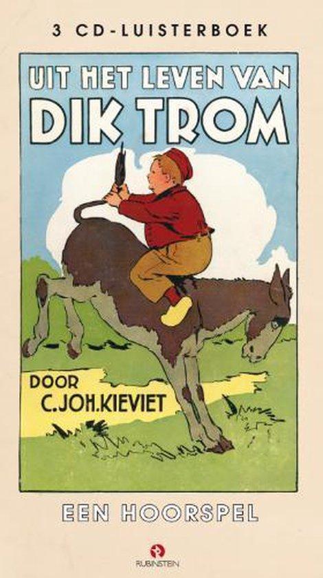 Uit het leven Dik Trom 3 CD's (luisterboek) - C.J. Kievit | Fthsonline.com