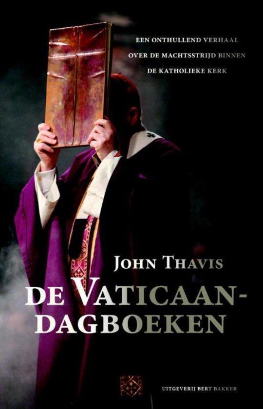 De Vaticaandagboeken - John Thavis |