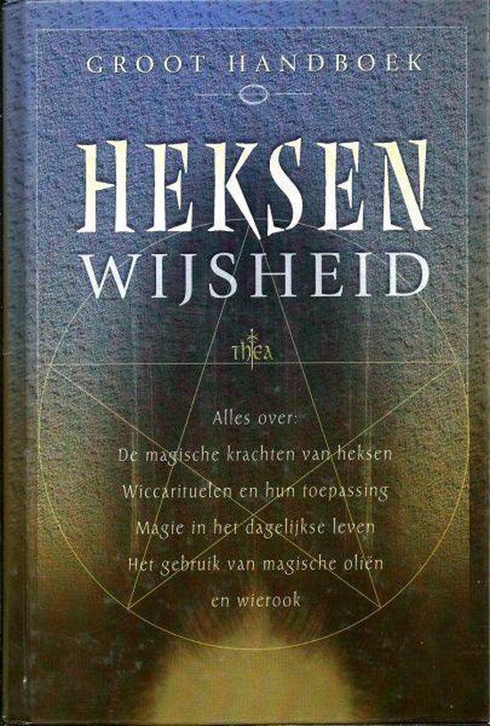 Groot Handboek Heksenwijsheid - Thea |