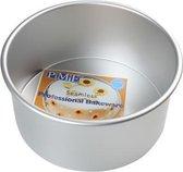 PME - Ronde Bakvorm - Extra Hoog - Aluminium - Ø 17,5 x 10cm
