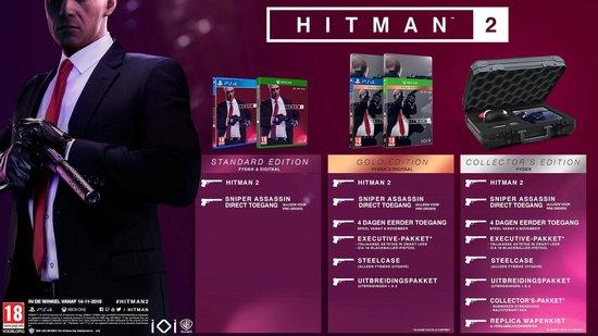 hitman 2 gold edition ps4 price