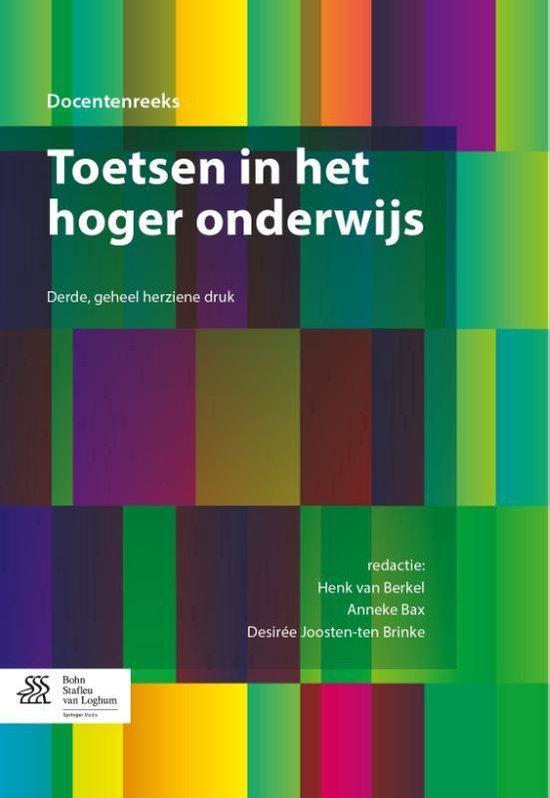 Toetsen in het hoger onderwijs - H.J.M. van Berkel |